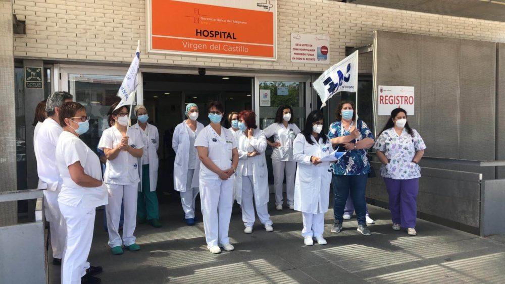 técnicos de enfermería