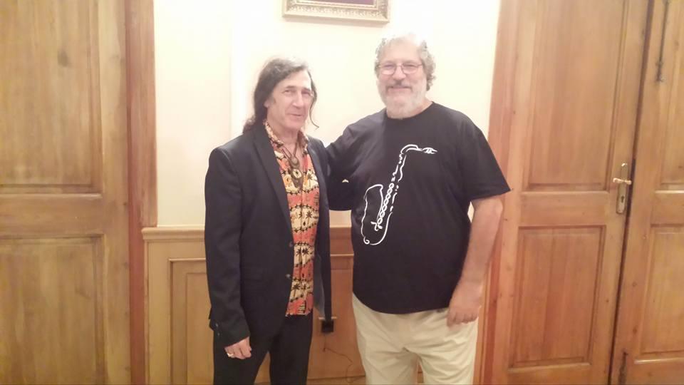 José Miguel López y Jorge Pardo
