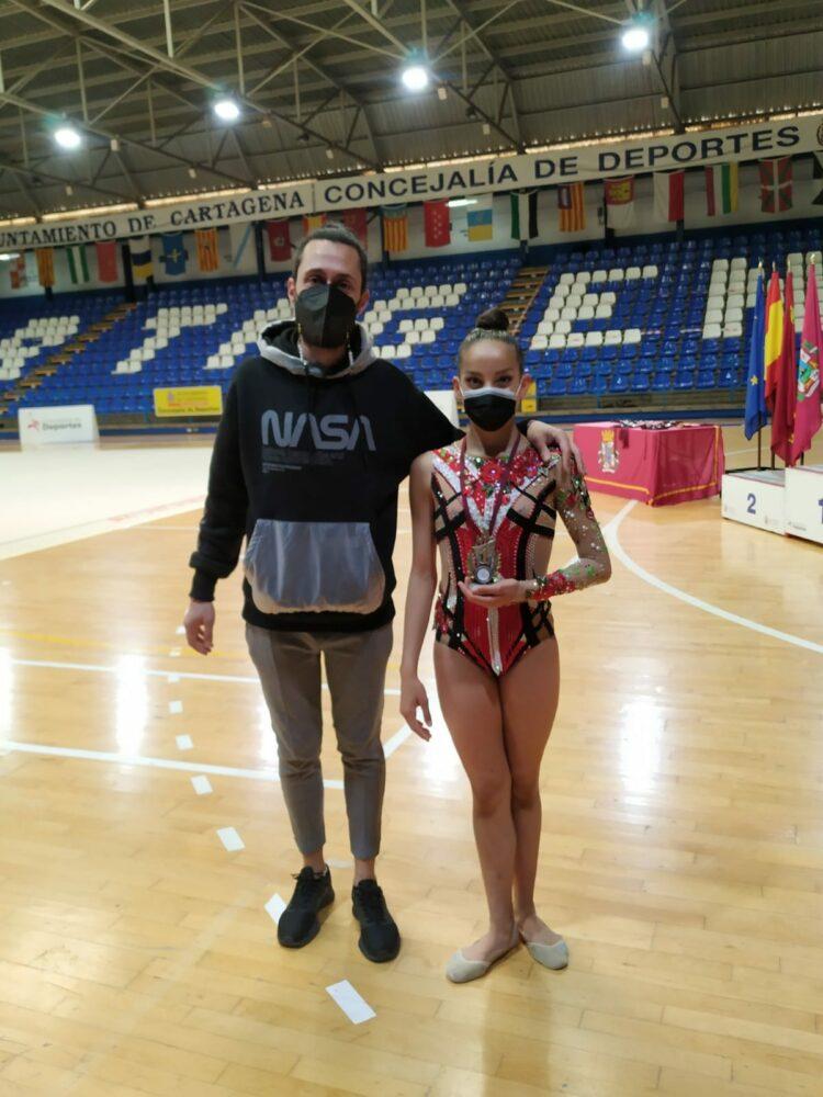 gimnasia rítmica cartagena