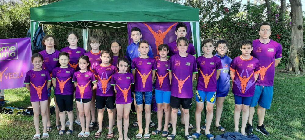 club natación yecla