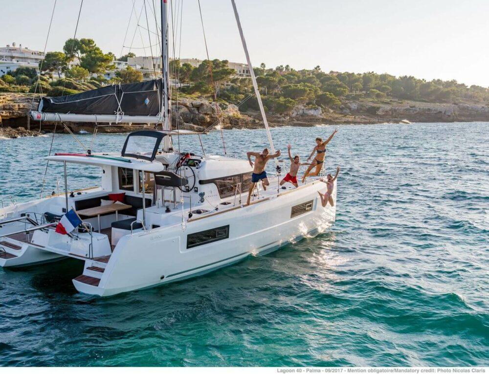 vacaciones catamarán