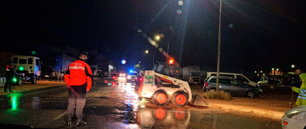 daños tormenta efectivos municipales