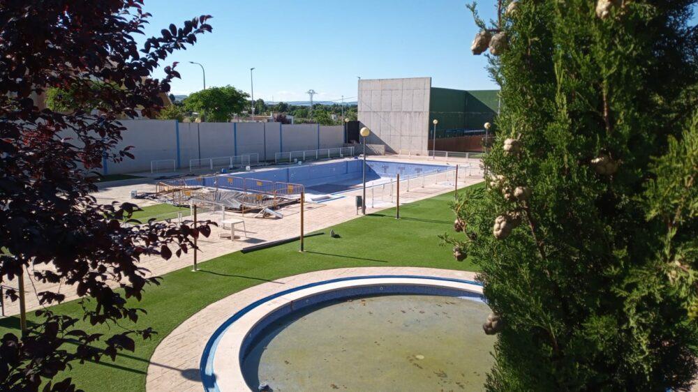 piscina rosales