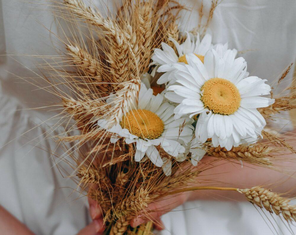 pastor florista margaritas