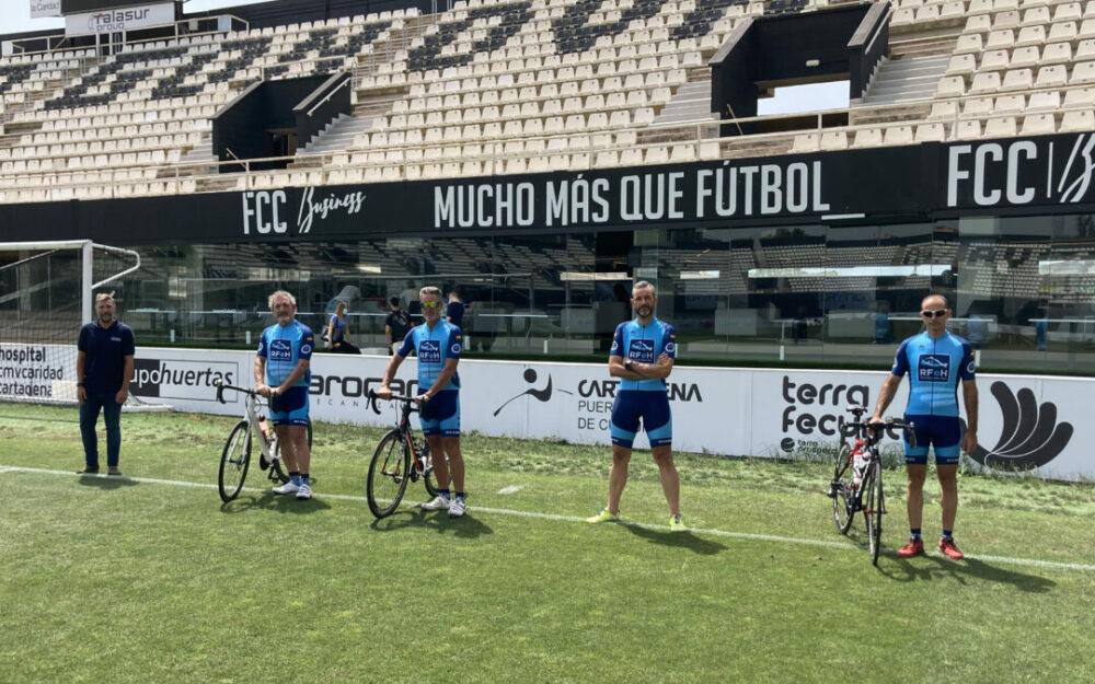equipo ultraciclista cartagena ricardo fuentes