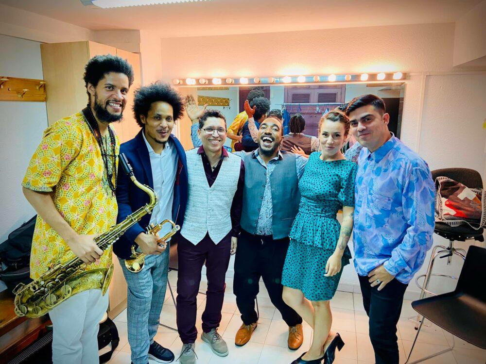 Yecla Jazz Festival Michael Olivera &The Cuban Jazz Syndicate