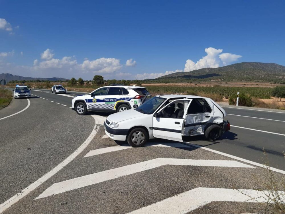 entrada raspay accidente