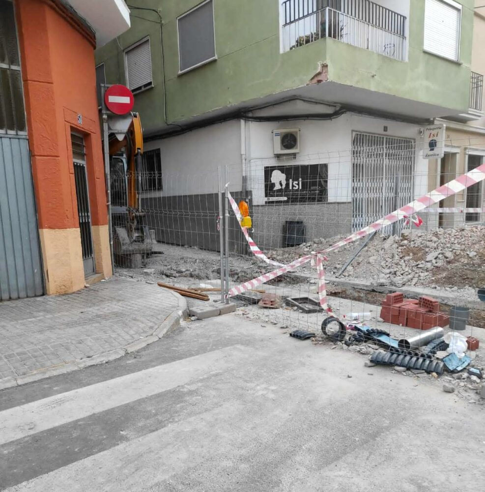 obras de reforma calle numancia